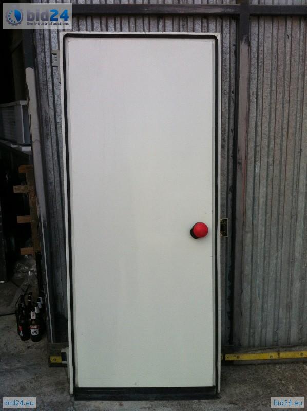 Drzwi do chłodni producent