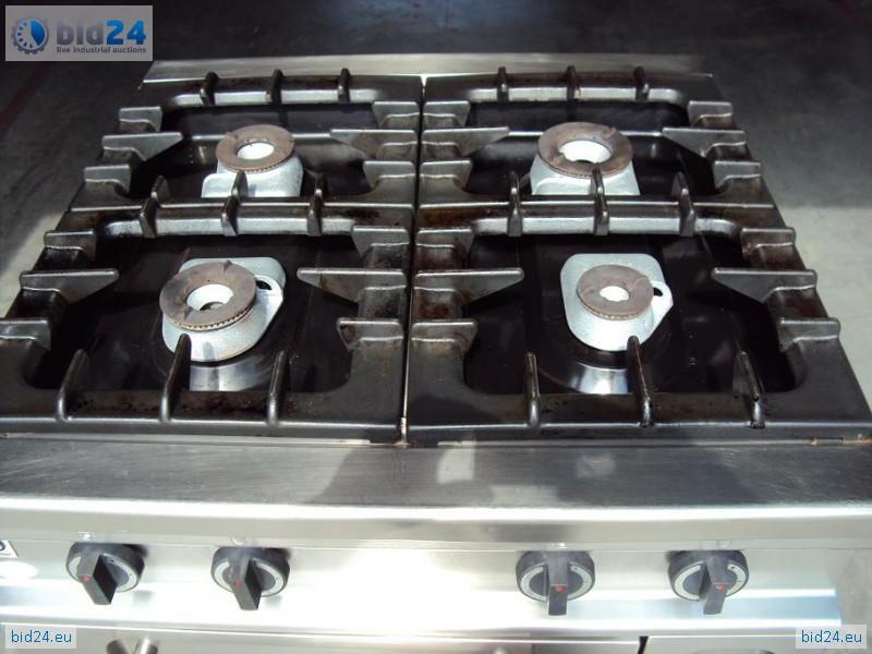 Bid24  Kuchnia gazowa z piekarnikiem elektrycznym   -> Kuchnia Gazowa Z Piekarnikiem