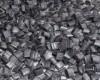 Regranulat LDPE szary metalizowany transparentny