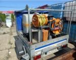 Urządzenie do czyszczenia kanalizacji WUKO