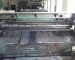 Gilotyna do cięcia blach 2500 x 5mm