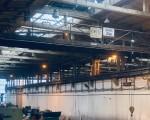 Suwnica TECHMET o udźwigu 3 ton x 17 000 mm