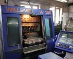 Pionowe centrum obróbcze dwupaletowe Willemin W 138