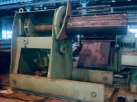 Linia Wilhelmsburger Maschinenfabrik do cięcia poprzecznego blac #7
