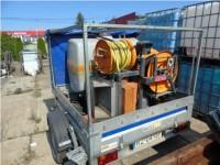 Urządzenie do czyszczenia kanalizacji WUKO #1