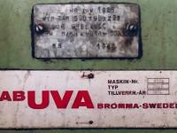 Szlifierka do powierzchni walcowych Johansson 2U-E #2