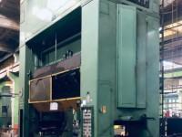 Prasa hydrauliczna Bramowa KRUPP 280 TON Wielostopniowa #1
