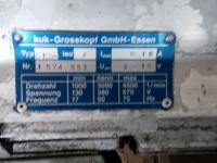Generator Kuk-Grosskopf #2