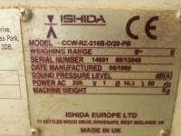 Naważarka Wielogłowicowa Ishida CCW-Z-216B-D/20-PB #2