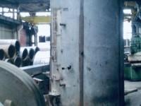 Piec kołpakowy DEGUSSA do obróbki cieplnej taśm stalowych #2