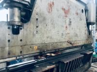 Prasa krawędziowa hydrauliczna PPH 160/4000 #2