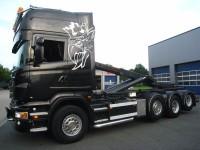 Scania R560 8x2/4 VDL Haakowiec #2