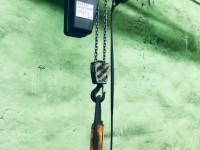 Żuraw przyścienny + wciągnik 1 t #3