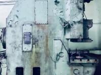 Prasa mimośrodowa  - ERFURT 250 ton #3