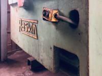 Prasa mimośrodowa RASKIN 7D 120 T #4
