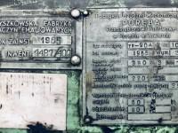 Tokarka uniwersalna TR 90A x 2000mm FUM Poręba #4