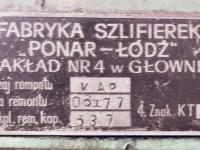 Frezarka pionowa PONAR FYA 41 #5