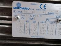 Motoreduktor MOTOVARIO 0,55kW #2