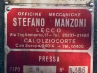 Prasa mimośrodowa 40 ton Włochy + szafa sterownicza #5