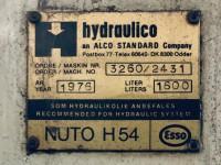 Prasa hydrauliczna VEM Hydraulico 150T #5