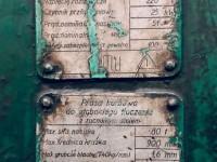 Prasa korbowa do głębokiego tłoczenia WMW 80t PKRZ 80/950 #5