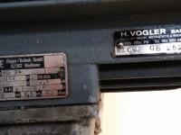 Silnik elektryczny OETKE 4,3kW #2