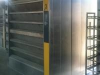 Piec piekarniczy wsadowy MIWE 22 m2 typ IO 6.1820 #1