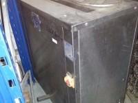 Maszyna do czyszczenia perforowanych blach piekarniczych #1