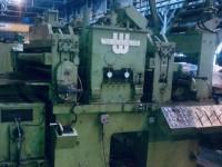 Linia Wilhelmsburger Maschinenfabrik do cięcia poprzecznego blac #2