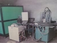 Zespół urządzeń do napełniania i montażu zapalniczek OK #1