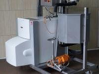 Urządzenie do pasteryzacji PAS350- 350 l/h olej opałowy #1
