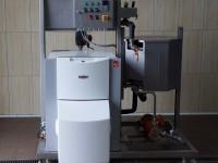 Urządzenie do pasteryzacji PAS350- 350 l/h olej opałowy #4
