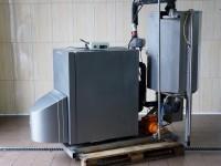 Urządzenie do pasteryzacji 750 l/h olej opałowy #1