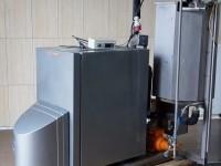 Urządzenie do pasteryzacji 750 l/h olej opałowy #2