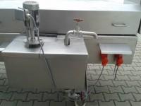 Smażalnik przelotowy ALCO, model AGF 400 #2