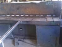 Gilotyna do cięcia blach 2000 x 3mm #1