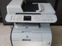 Drukarka laserowa HP Color LaserJet CM2320nf MFP #1