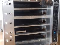 Piec piekarniczy wsadowy W&P Matador MD 10 m #1
