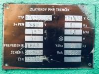 Nożyce gilotynowe do cięcia blach 2000 x 2,5 mm  Strojarne Pieso #2