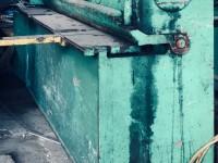 Nożyce gilotynowe do cięcia blach 2000 x 2,5 mm  Strojarne Pieso #6