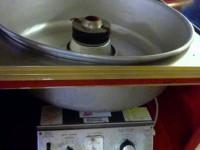 Używana maszyna do produkcji waty cukrowej #2