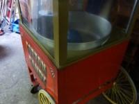 Używana maszyna do produkcji waty cukrowej #3