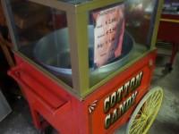 Używana maszyna do produkcji waty cukrowej #4