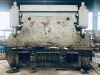 Prasa krawędziowa hydrauliczna PPH 160/4000 #6