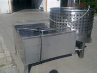 Maszyna do skubania/oczyszczania drobiu z piór #2