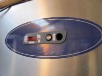Używana szafa mroźnicza z podwójnymi drzwiami #3