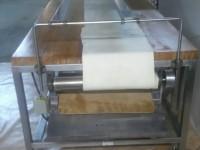 Stół piekarniczy z drewnianym blatem #4