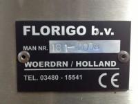 Smażalnik  firmy FLORIGO rok produkcji 2008 prawie nowy #4
