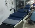 Używany fotel stomatologiczno-kosmetyczny Belas AB (124-1)