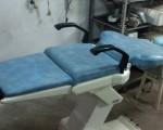 Używany fotel stomatologiczno-kosmetyczny Cancan 2100E (124-2)